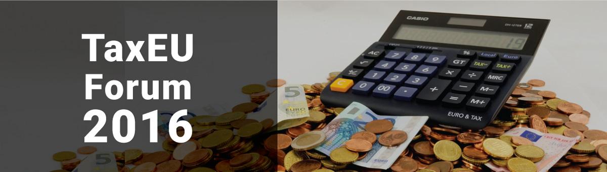 Tax regulations ERP 2016