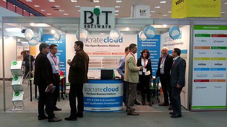 BITSoftware at IMWorld 2015. See you there!