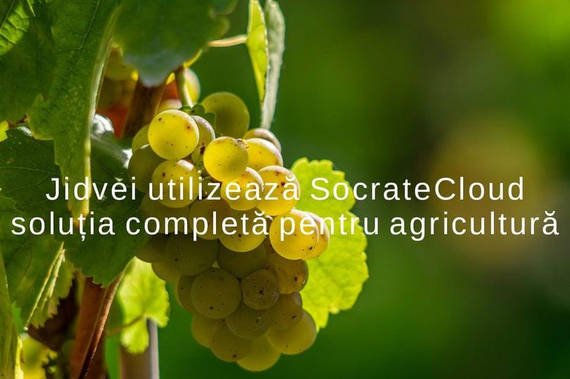 SocrateCloud ERP sollutia completa pentru agricultura