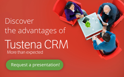 Discover the advantages of Tustena CRM. Request a presentation!